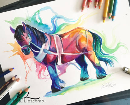 90- Draft Horse Commission