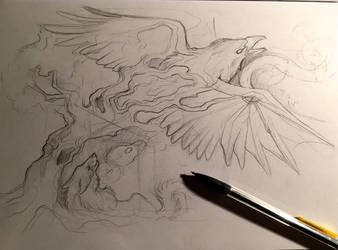 91 Transitions Sketch