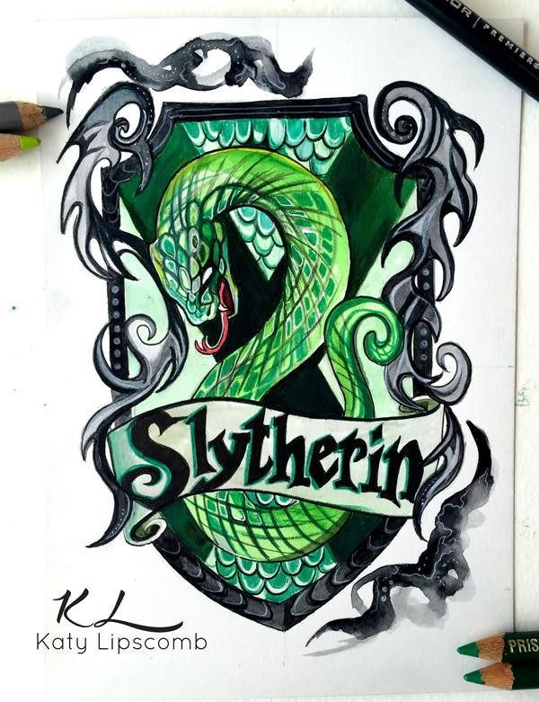 130- Slytherin by Lucky978