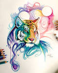 135- Spirit Tiger