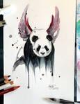 152- Disappearing Panda