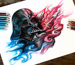 169- Darth Vader (Topps Official Card Trader)