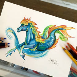 177- Hippocampus by Lucky978