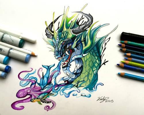206- Ocean Dragon