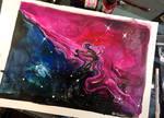 242- Fantasy Horsehead Nebula by Lucky978
