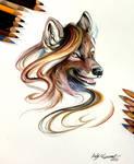 252- Arctic Fox