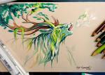 259- Stag Forest Spirit