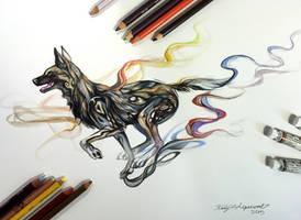 274- African Wild Dog