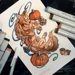 279- Pumpkin Spice (Colored)