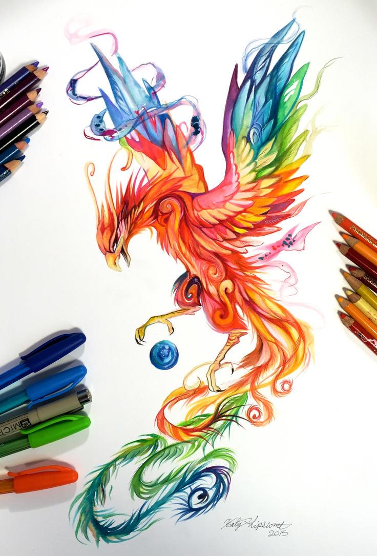 280 regal phoenix by lucky978 on deviantart - Photo de phenix ...