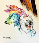 288- Wolf Design