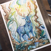 298-Forest Spirit by Lucky978