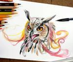 318- Eagle Owl