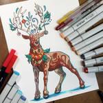 337- Reindeer