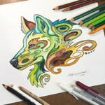 347- Earth Wolf
