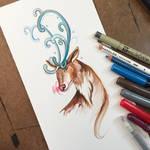 349- Rudolph Sketch