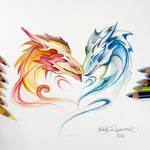 Dragon Cuddles