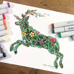Plant Stag