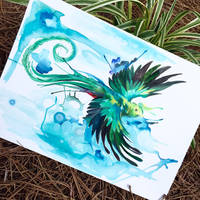 Quetzal by Lucky978
