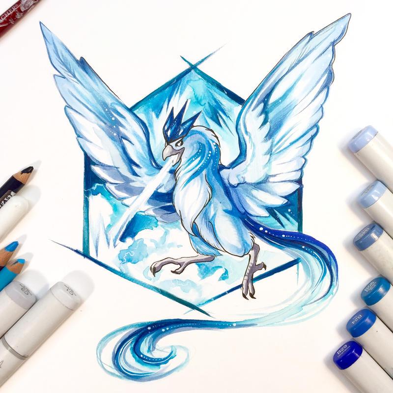 Team Mystic By Lucky978 On DeviantArt