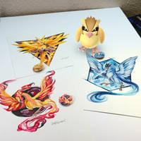 Pokemon Go! by Lucky978