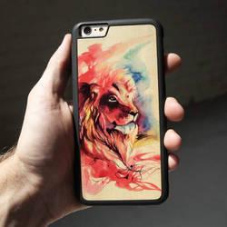 Lion Splash Case by Lucky978