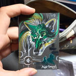 Wolf Link ACEO