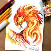 Phoenix by Lucky978