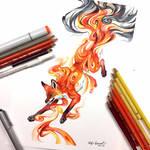 Fire Fox Transformation