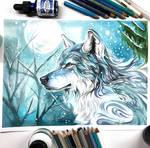 1- Winter Wolf