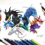 25- My Favorite Dragons