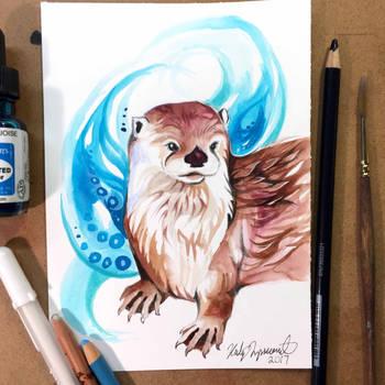 31- River Otter