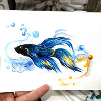 Betta Fish by Lucky978