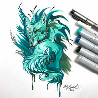 July Copic Colors by Lucky978
