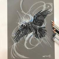 Spirit Raven