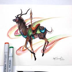 Day 66: Kudu Carousel