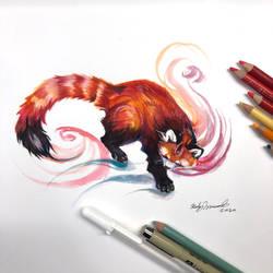 Day 98- Red Panda