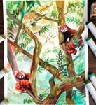 Day 127: Red Pandas