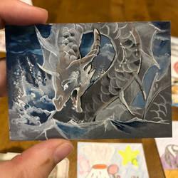 163: Sea Dragon