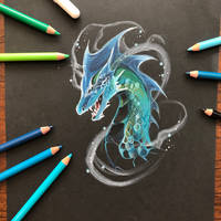 Day 179: Dragon Sketch