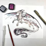 Day 201: Pearlescent Dragon