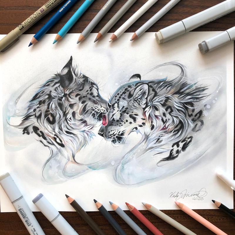 206: Snow Leopards