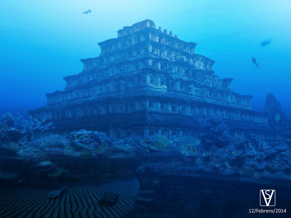 Underwater Temple 2.0 ...