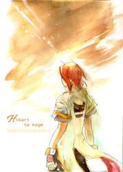 ToA : Hikari to Kage by Kumie-san