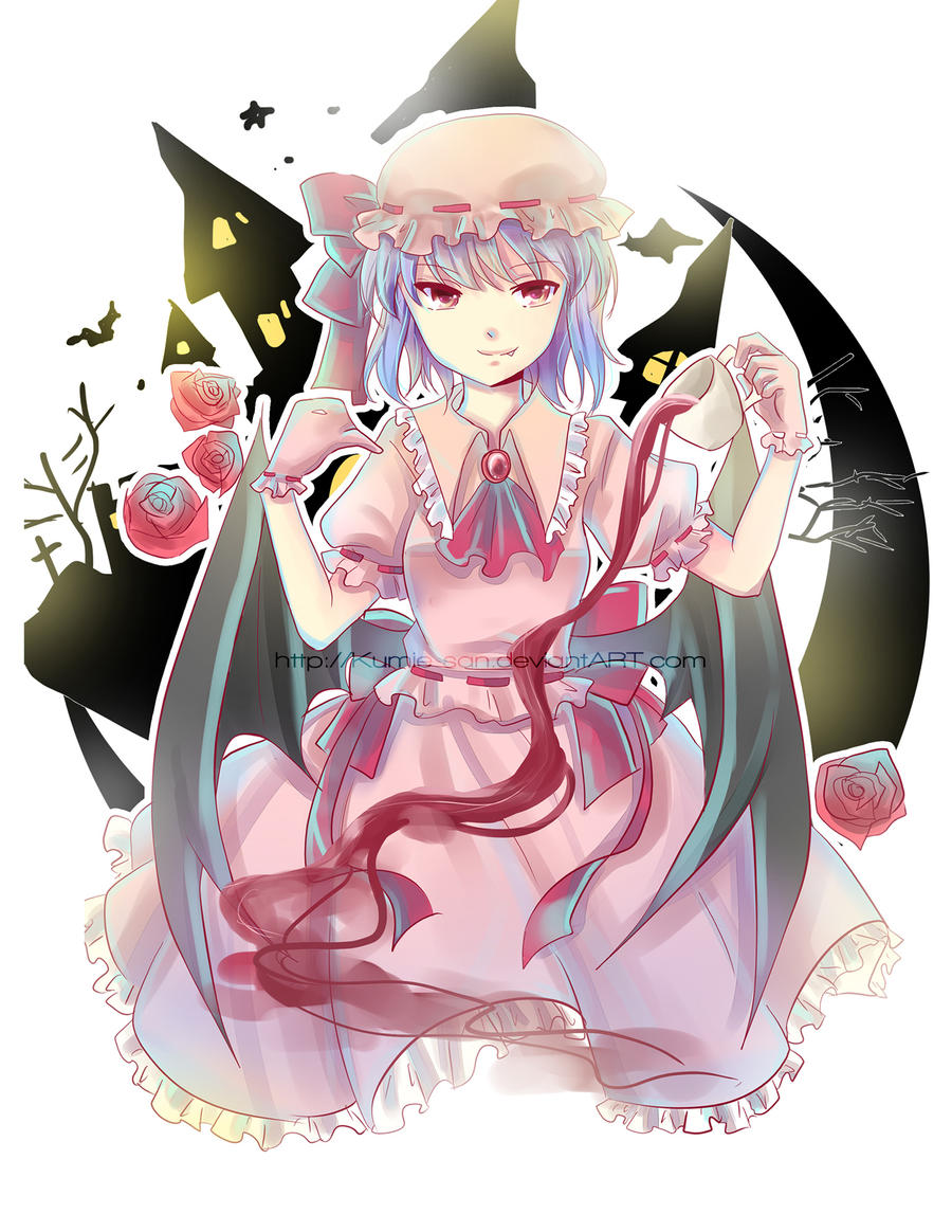 Remilia Scarlet by Kumie-san
