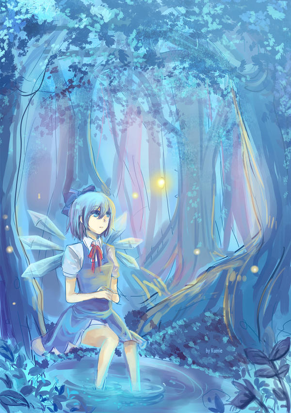 Illusive Light by Kumie-san
