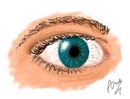 Eye by CinnamonBlue