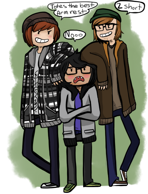 You guys are my best friends in the world by Enoxl on DeviantArt