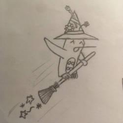 Spring doodle #1