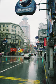 Pepsi in Shanghai, China